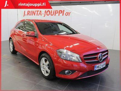 käytetty Mercedes A180 CDI BE Premium Business **Hyvin huollettu Suomi-auto**
