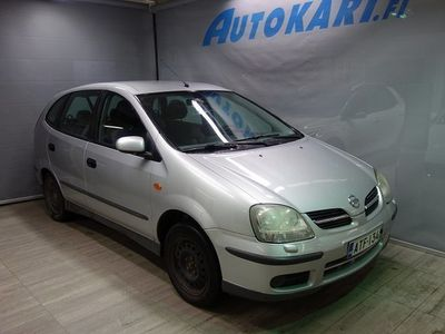käytetty Nissan Almera Tino