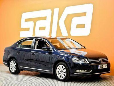 käytetty VW Passat Sedan Comfortline 2,0 TDI 103 kW (140 hv) BlueMotion Technology DSG-automaatti **TULOSSA**
