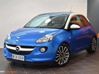 käytetty Opel Adam 3-ov Glam 1,4 ecoFLEX S/S 66kW ECT5