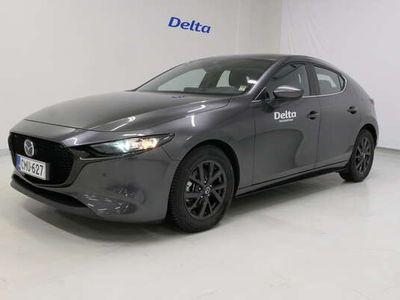 käytetty Mazda 3 Hatchback 2,0 (122 hv) SKYACTIV-G Vision Plus MT HK2