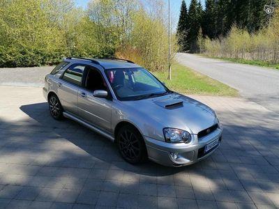 käytetty Subaru Impreza WRX myös rahoitus