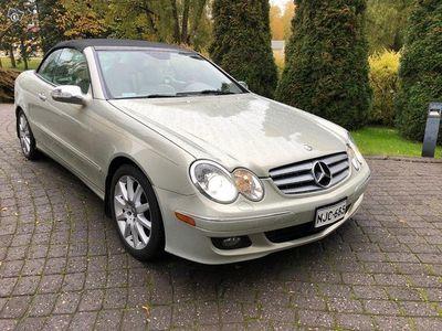 käytetty Mercedes CLK350