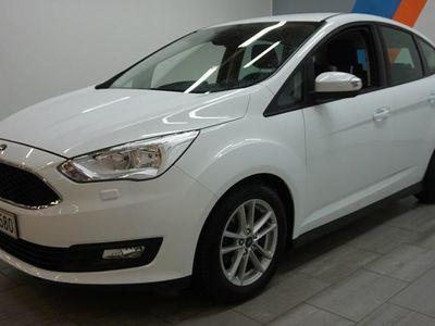 käytetty Ford C-MAX 1,0 EcoBoost 125 S/S Trend Compact **KORKOTARJOUS 2,9% + KULUT**ILMAINEN KOTIINKULJETUS**