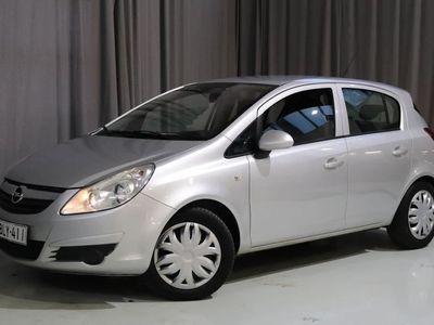 käytetty Opel Corsa 5-ov Enjoy 1,2 Twinport 59kW/80hv M5, VÄHÄN AJETTU!