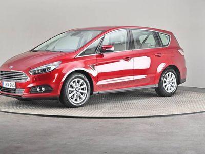käytetty Ford S-MAX 2,0 TDCi 180 A AWD Titanium- 7-paikkainen, Webasto, Navi-