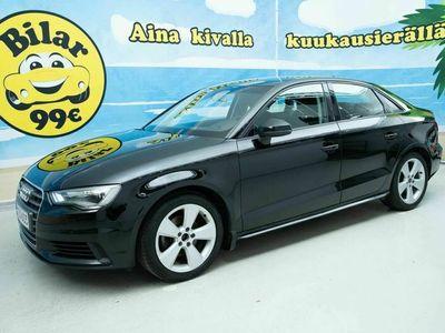 """käytetty Audi A3 Sedan Business 1,4 TFSI COD 110 kW ultra //Juuri Huollettu// Xenonit//Vakkari// - """"Nyt veroale ja cashback, lue lisää!"""""""