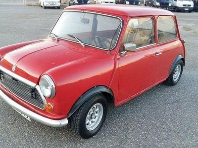 käytetty Mini 1000 -79 hieno