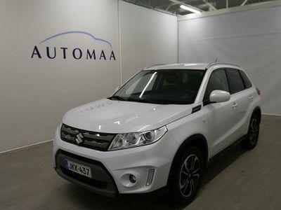 käytetty Suzuki Vitara 1,6 VVT 4WD GL+ *MUKAUTUVA VAKKARI!*