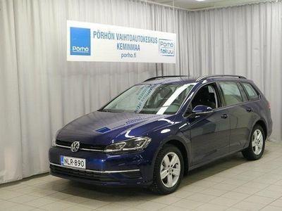 käytetty VW Golf Variant Comfortline 1,5 TSI EVO 150hv **LED-Paketti**TOIMITUS KOTIOVELLE VELOITUKSETTA**