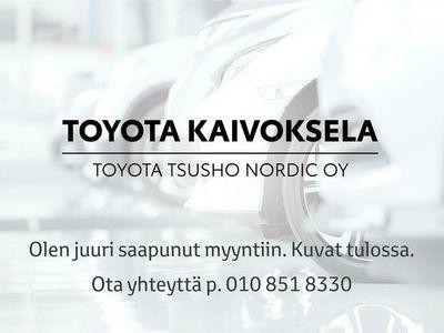 käytetty Toyota Auris 1,8 Hybrid Active ** 1-Omisteinen / Suomi-auto / Navi ym. / Approved Turva 12kk ilman km rajaa **