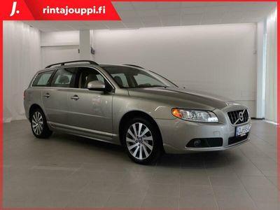 käytetty Volvo V70 T4, Hiljattain huollettu ja jakohihna vaihdettu! *** 6kk korotonta!, J. kotiintoimitus