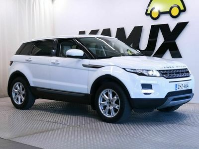 käytetty Land Rover Range Rover evoque 2,2 TD4 Pure // Webasto / Meridian / Panorama / Nahkaverhoilu //