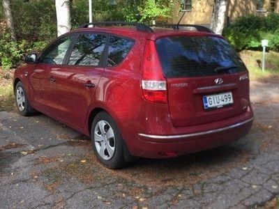 käytetty Hyundai i30 Wagon 1,4 CVVT 5MT ISG Classic