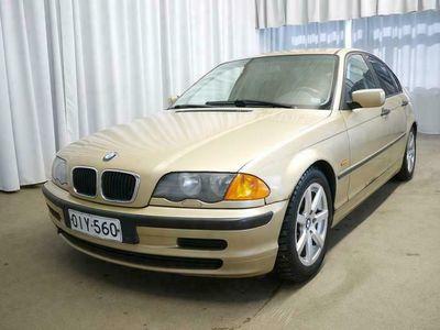käytetty BMW 318 318 i 4d SEURAAVA KATSASTUS 23.11.2021