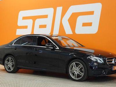 käytetty Mercedes E350 EA Premium Business AMG-STYLING ** ALV / Widescreen / Comand / LED High Performance / P-kamera