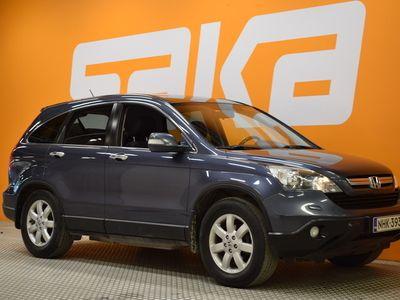 käytetty Honda CR-V 2,2 i-CTDi Elegance Plus 4WD ** Juuri tullut Konalaan / Ota yhteys myyntiin **
