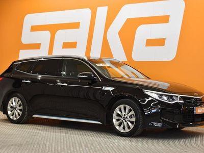 käytetty Kia Optima 2,0 GDI PHEV Business Premium SW A/T