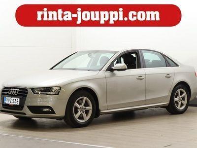 käytetty Audi A4 Sedan 1,8 TFSI 125 quattro (MY14)