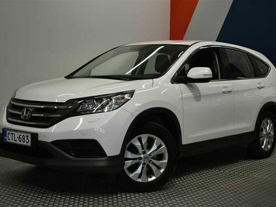 käytetty Honda CR-V 2,0 Comfort AT **Tulossa myyntiin, Ulkoväri Valkoinen** CTL-683   Laakkonen