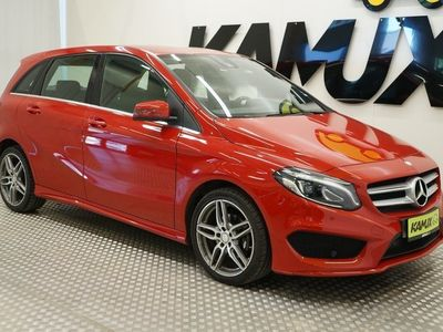 käytetty Mercedes B180 d A Premium / AMG / HIENO / AMG