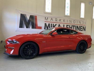 käytetty Ford Mustang 5,0 V8 450Hv A10 Fastback