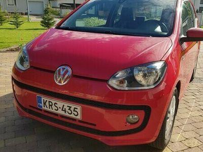 käytetty VW up! up! move1,0 55 kW (75 hv) BlueMotion Technology 2-ovinen