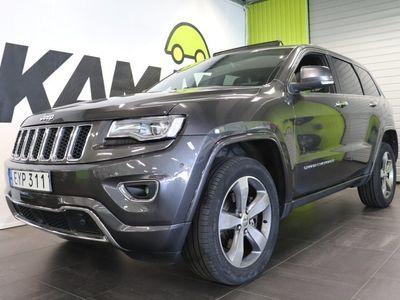 käytetty Jeep Grand Cherokee 3.0 V6 4WD Overland Panorama 250hv