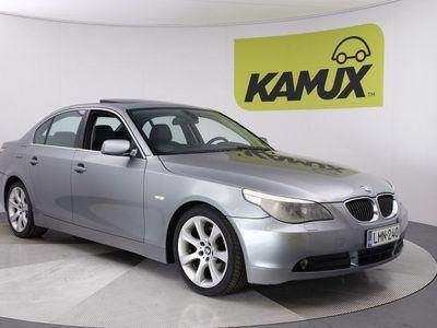 käytetty BMW 520 520 i Sedan (AA) 4ov 2170cm3 A