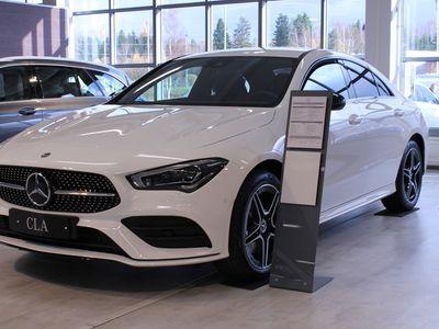 käytetty Mercedes E250 CLA-sarjaA Business AMG EQ Power