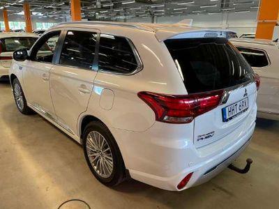 käytetty Mitsubishi Outlander P-HEV Instyle 4WD 5P ** Lisälämmitin / ACC / BLIS / 360° Kamera / Vetokoukku **