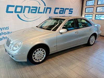 käytetty Mercedes E220 CDI Automat Elegance, koukku.