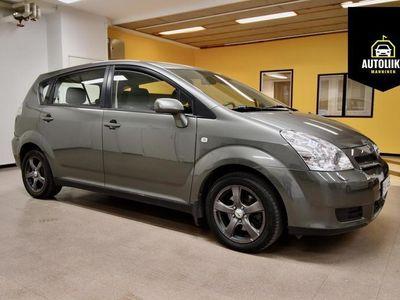 käytetty Toyota Corolla Verso 1.6 VVT-i Terra 5d 7p #Vaihto/rahoitus/kotiintoimitus#