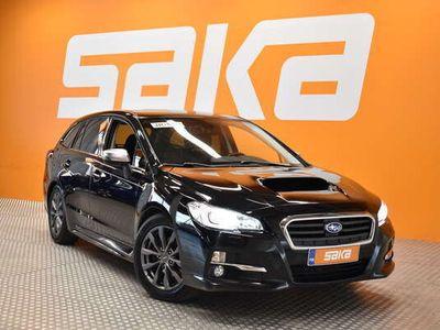 käytetty Subaru Levorg 1,6i GT-N CVT ** Navi / BLIS / Cruise / KeyLessGo / P-Kamera ja Tutkat / Vetokoukku / BT **
