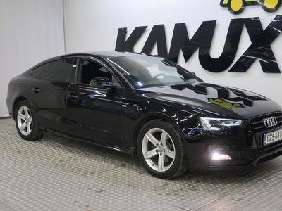 käytetty Audi A5 Sportback Business Sport 1,8 TFSI **S-LINE, EBERI, NAHKA-ALCANTARA**