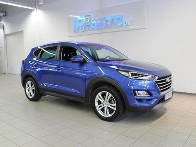 käytetty Hyundai Tucson 1,6 CRDi 136 hv 7-DCT-aut Comfort Limited Plus WLTP - Korko 1,69 %+kulut ja 1.erä kesäkuussa!