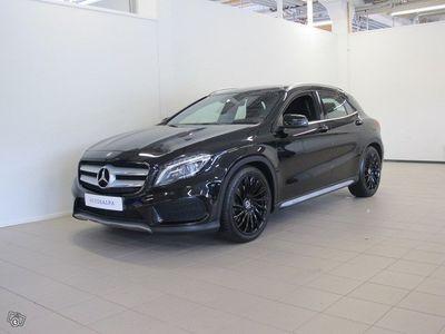 käytetty Mercedes GLA250