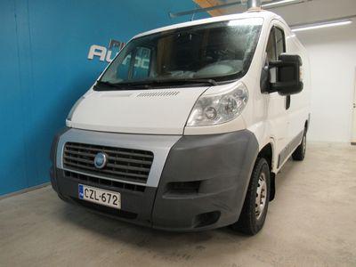 käytetty Fiat Ducato 2.3 Multijet 120hv man. 10m3 Van