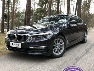 käytetty BMW 530 *HUIPPUVARUSTELTU*G30 iPerformance Sedan Steptronic 185kW Aut. Tarkastettuna, Rahoituksella, Kotiin
