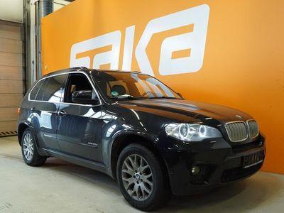 käytetty BMW X5 xDrive40d TwinPower Turbo A E70 SAV M-SPORT ** Panorama / Prof. Navi / Vetokoukku / Tulossa Porvoose