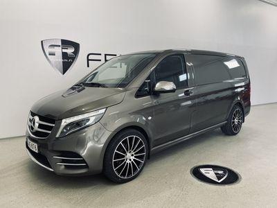 käytetty Mercedes Vito 116 CDI AMG 7G-TRONIC *NÄYTTÄVÄ YKSILÖ