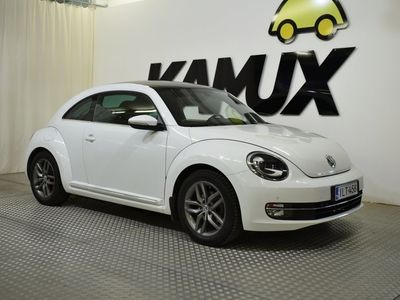 käytetty VW Beetle Design 1,2 TSI 77 kW (105 hv) BlueMotion Technology