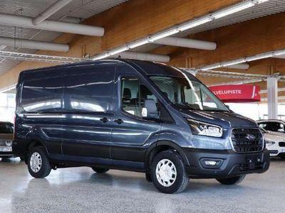 käytetty Ford Transit Van 350 2,0 TDCi 170 hv A10 Takaveto Trend L4H3 3,73