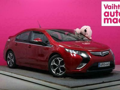 käytetty Opel Ampera 5-ov Cosmo 1,4 E-REV 111kW AT #Bose #Peruutuskamera #Navi #1.Om