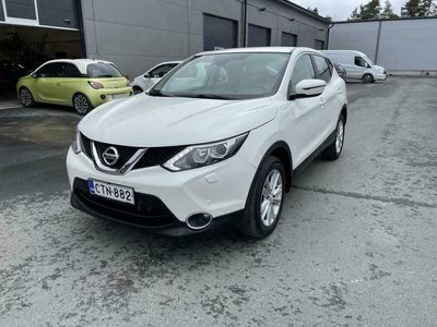 käytetty Nissan Qashqai DIG-T 163 Acenta Safety Pack Connect