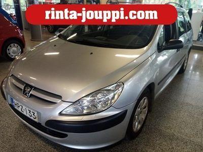 käytetty Peugeot 307 Wagon XT 1,6 Business - Hyvät kesärenkaat, vetokoukku.