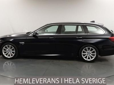 käytetty BMW 530 d xDrive M Sport D-Värm Pano H&K 360* EU6 258hk