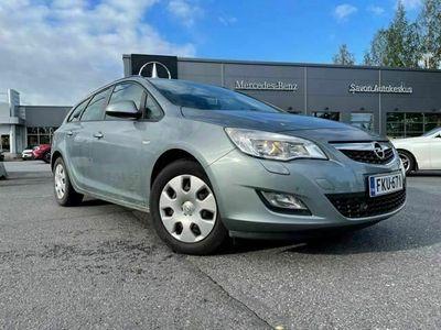 käytetty Opel Astra Sports Tourer Enjoy 1,6 ecoFLEX 85kW MT5 ** VÄHÄN AJETTU FARMARI **