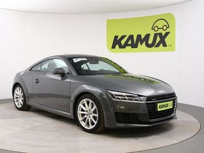 käytetty Audi TT Coupe 2.0 TFSI 169kW quattro S tronic // Navigointi / BLIS / Kaistavahti / Kaukovaloautomatiikka //