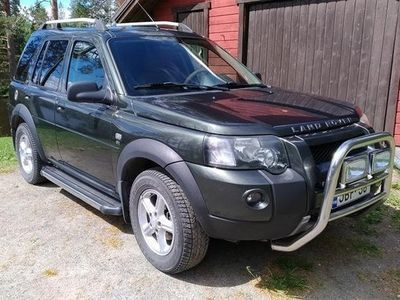 käytetty Land Rover Freelander TD4